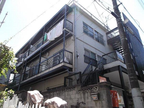 岡田マンション外観写真