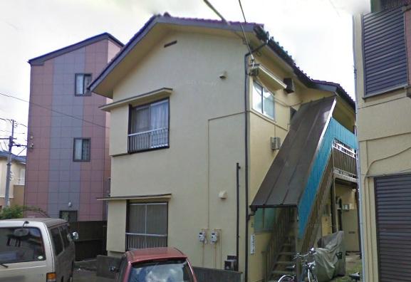 渡辺コーポ外観写真