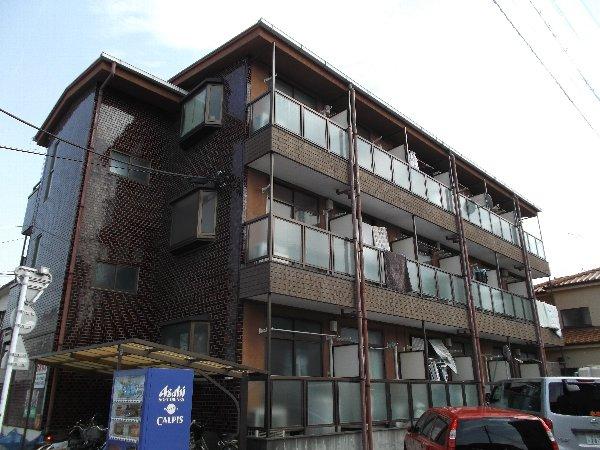 第3さつきマンション外観写真