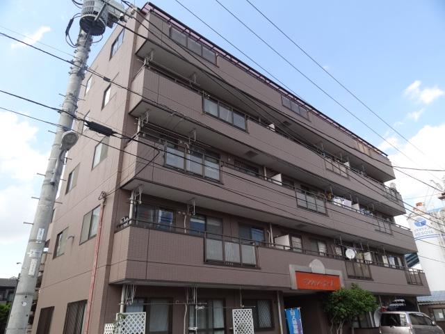 マンション・カーム外観写真