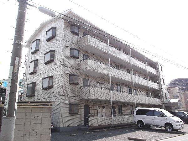 シティパレス新家外観写真