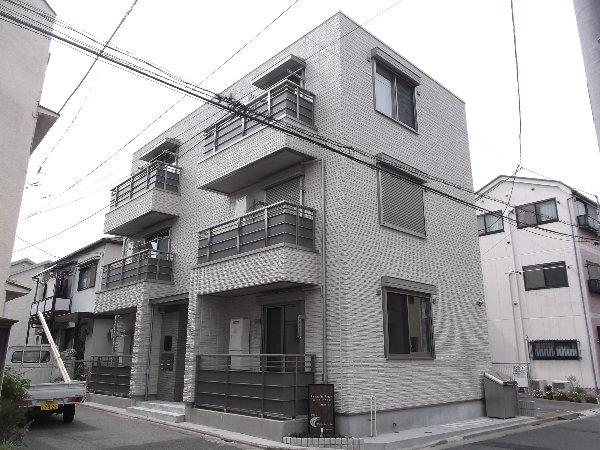 Bienvenida Ayase外観写真