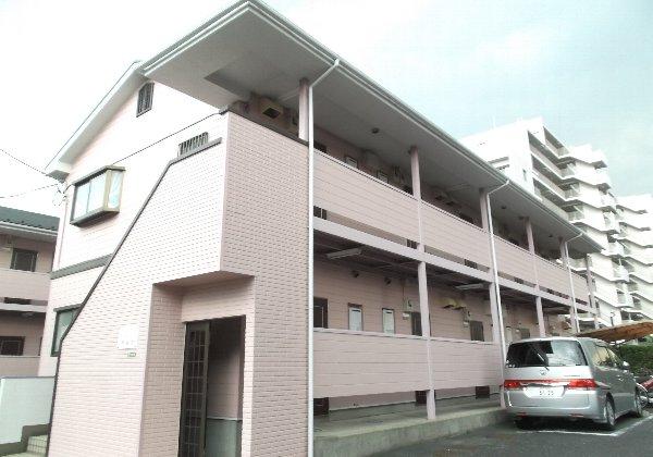 ヴィレヂ・ハピネス5 弐番館外観写真