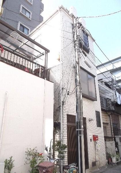綾瀬3丁目貸家外観写真