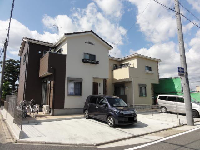 中島新町KODATEXⅣ外観写真