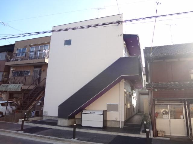 HousingComplex T2外観写真
