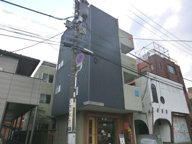 SUMOMOハウス外観写真