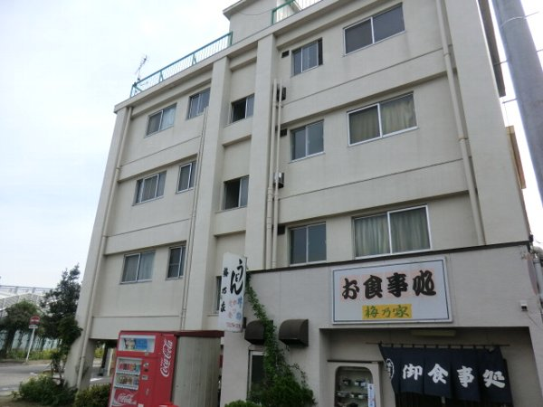 喜多山マンション外観写真