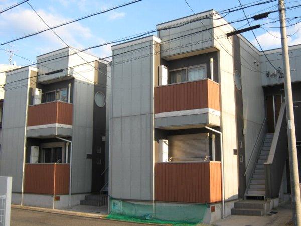 クレフラスト喜多山駅前A棟外観写真