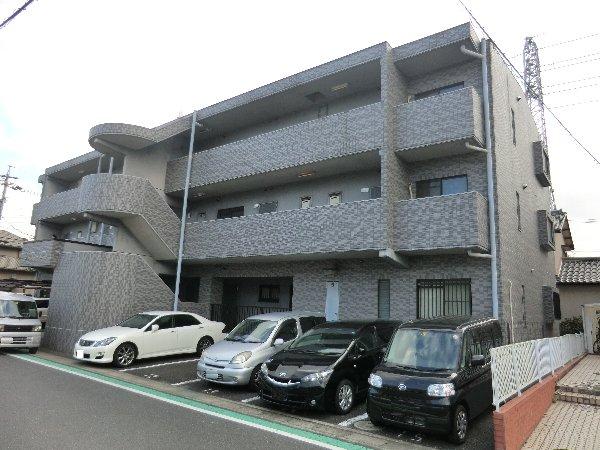 ワイズマンション三郷外観写真