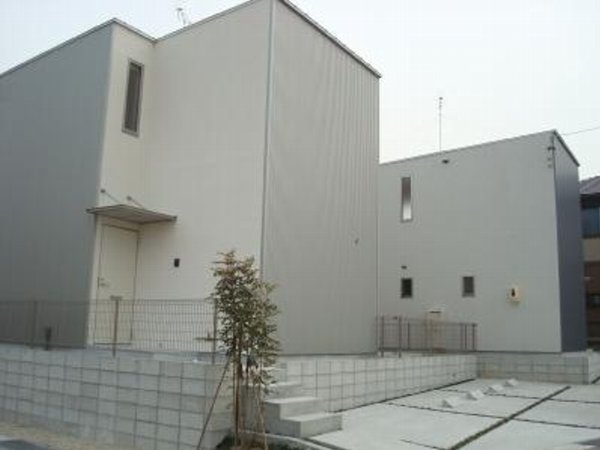 Residence6外観写真