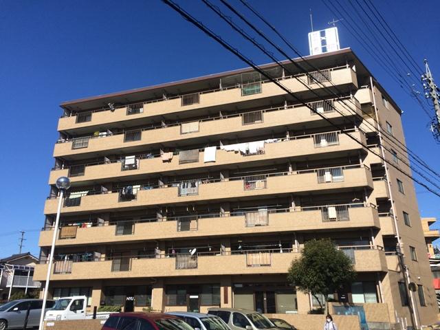 トミタビル四軒家外観写真