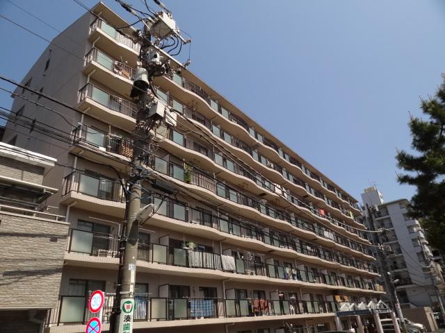 亀有パークマンション外観写真