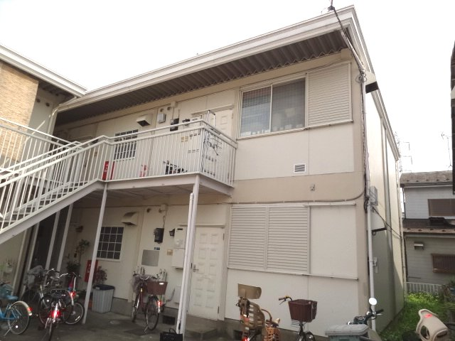 カーム・シバタⅢ外観写真