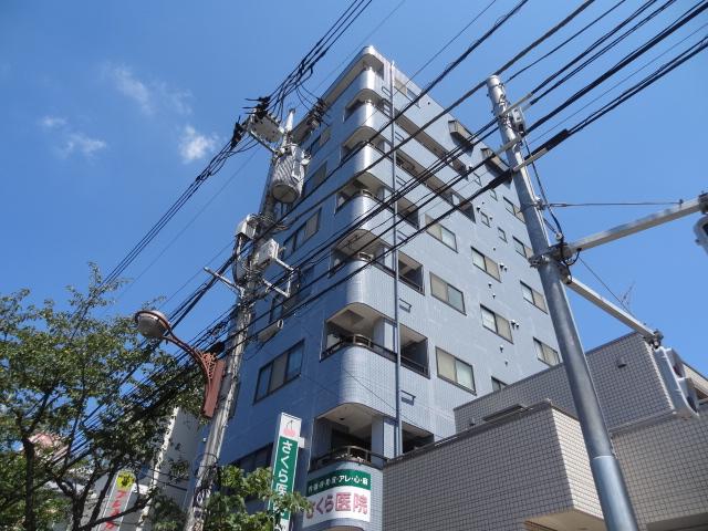キャッスル増田外観写真