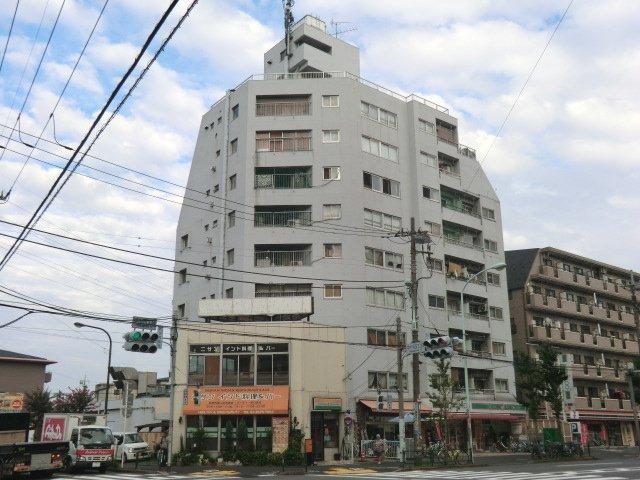亀有中川マンション外観写真