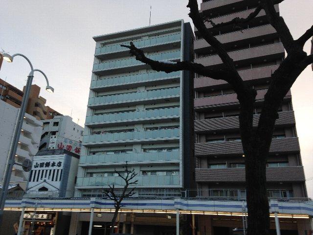 プレサンスロジェ桜山外観写真