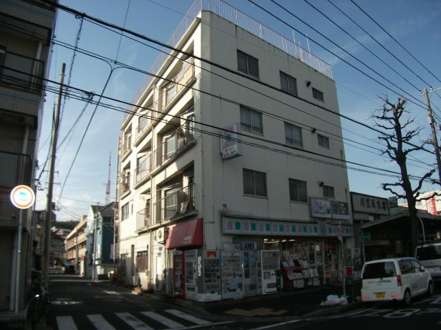 髙島屋ビル外観写真
