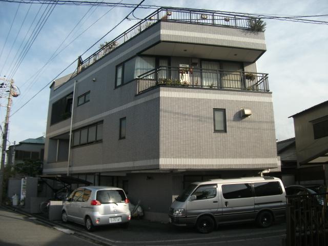 TANAKA HOUSE外観写真