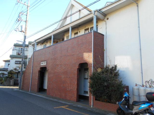 Flat Tamura外観写真