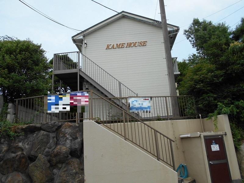 KAME HOUSE外観写真