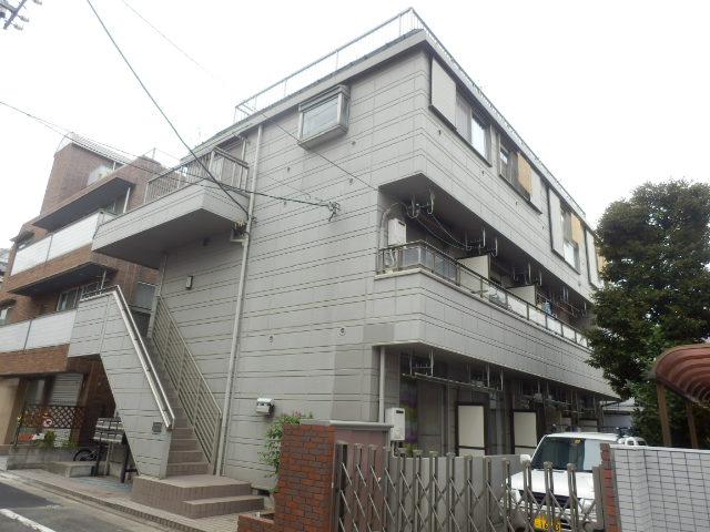 ハイツOKAMOTO外観写真