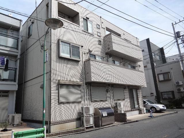JIYUGAOKA FLATS M&N外観写真