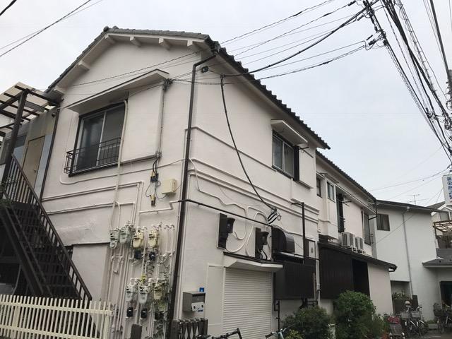 藤枝アパート外観写真