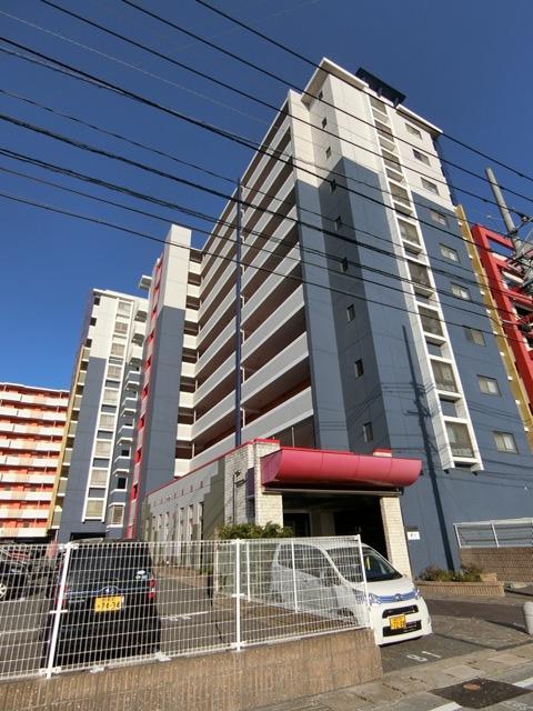 コンダクト福岡東外観写真