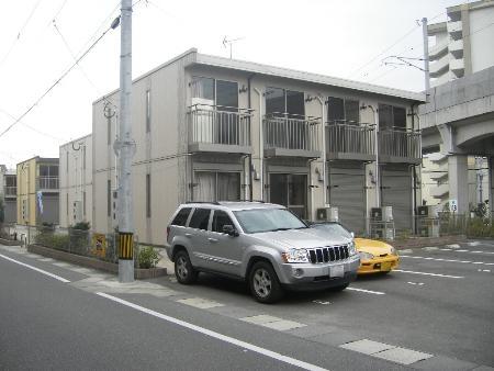CasaJR箱崎 E棟外観写真