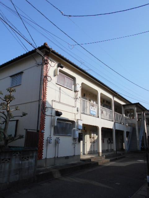 浮羽荘(原田)外観写真