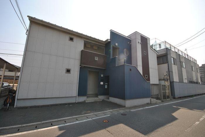 クレフラスト貝塚駅北外観写真