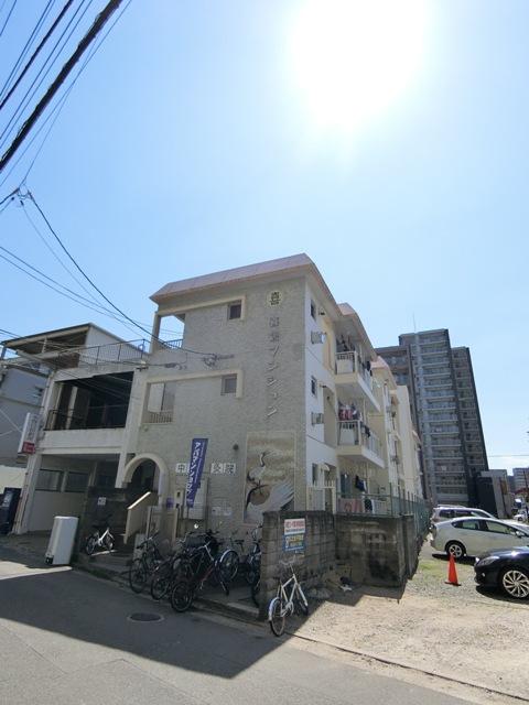 喜鶴マンション外観写真