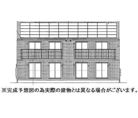 D-room三苫 参番館外観写真