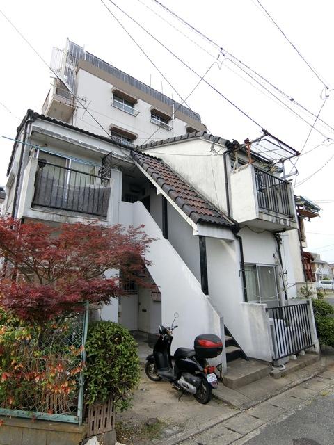 吉塚コーポ1外観写真