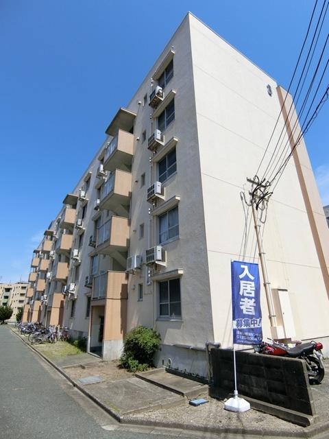 ビレッジハウス吉塚3号棟外観写真