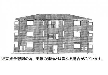 (仮)D-room志免中央外観写真