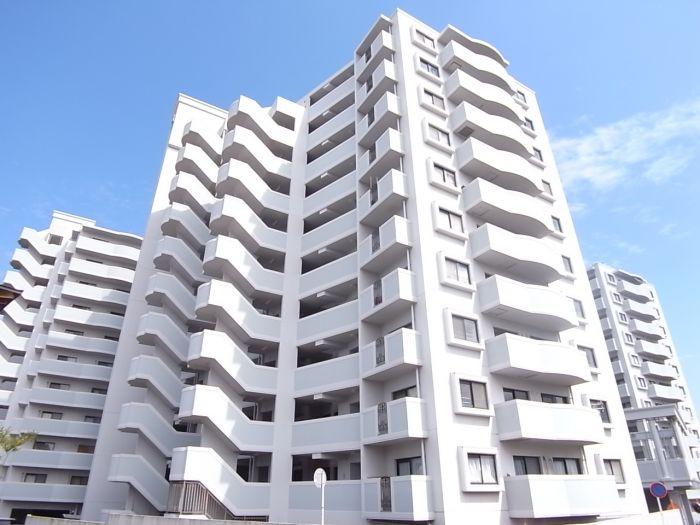 ロマネスク箱崎タワーホームズW棟外観写真