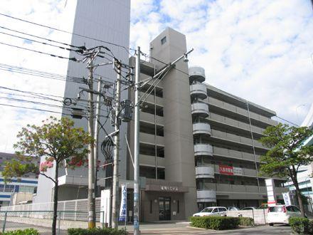 福岡NSビル外観写真