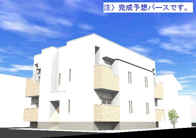 GRANDTIC雑餉隈9外観写真