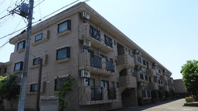 ペアシティ久喜壱番館外観写真