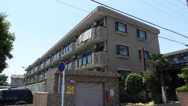 ペアシティ久喜弐番館外観写真