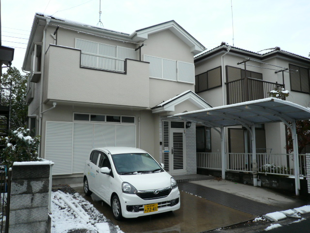 加須土手1貸家外観写真