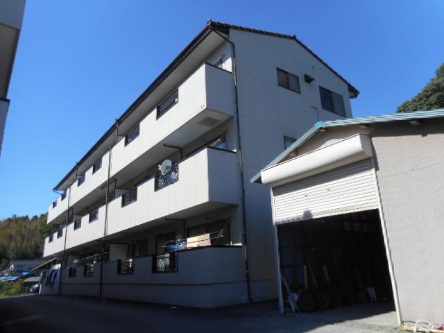 ライムリゾート八坂Ⅱ外観写真