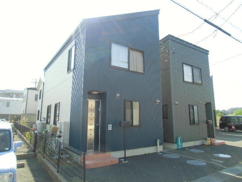 KIKUGAWA HOUSE A棟外観写真
