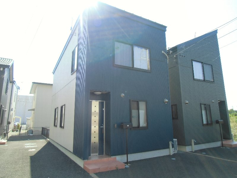 KIKUGAWA HOUSE C棟外観写真