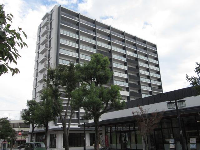ポレスター掛川ステーションレジデンス外観写真