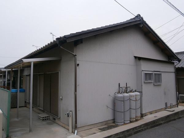 塚本アパートB外観写真