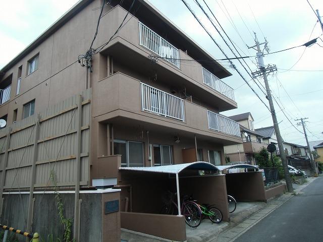 コーポ緒川外観写真