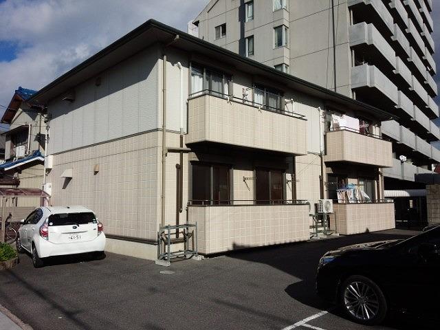 カーサMASAKI外観写真